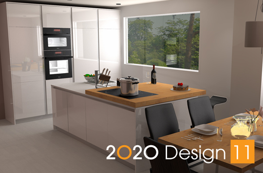 Award winning kitchen design software 2020 design version 11 releases 2020 Kitchen design rendering software