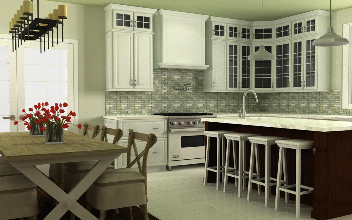 2020Design_V10_Kitchen_Red_Flowers_White_Cabinets_1200w