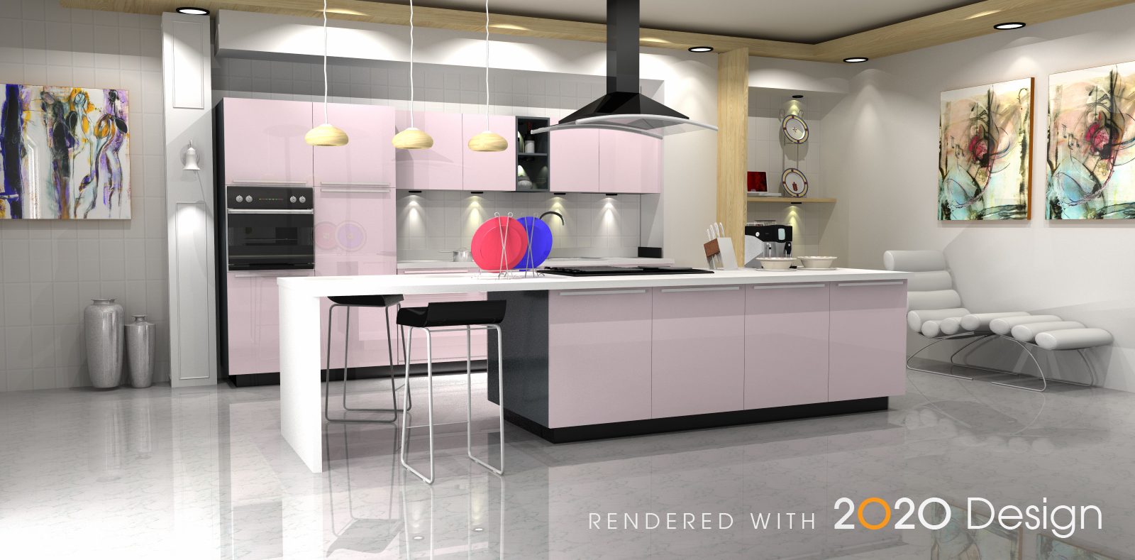 2020 Announces Cloud based Delivery of Kitchen Design Software