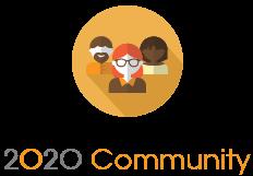 2020 Community Logo